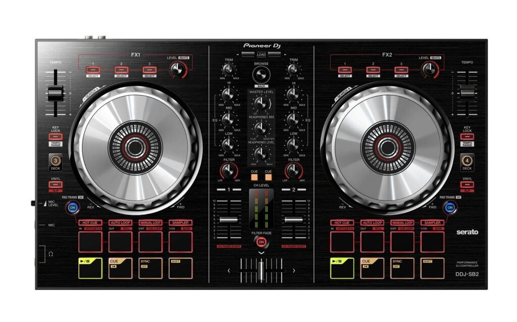 The Best DJ Controller For Beginners